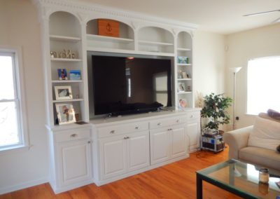 Frank C., Custom Built Ins In Norwalk, Ct