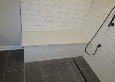 Kofi S., Basement Bathroom Remodel In Ellington, Ct
