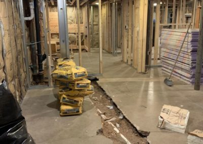 Kofi S., Basement Remodel In Ellington, Ct