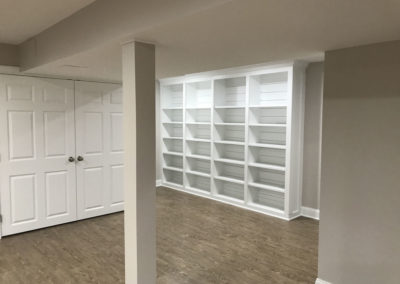 Ray E., Basement Remodel in Rocky Hill, CT