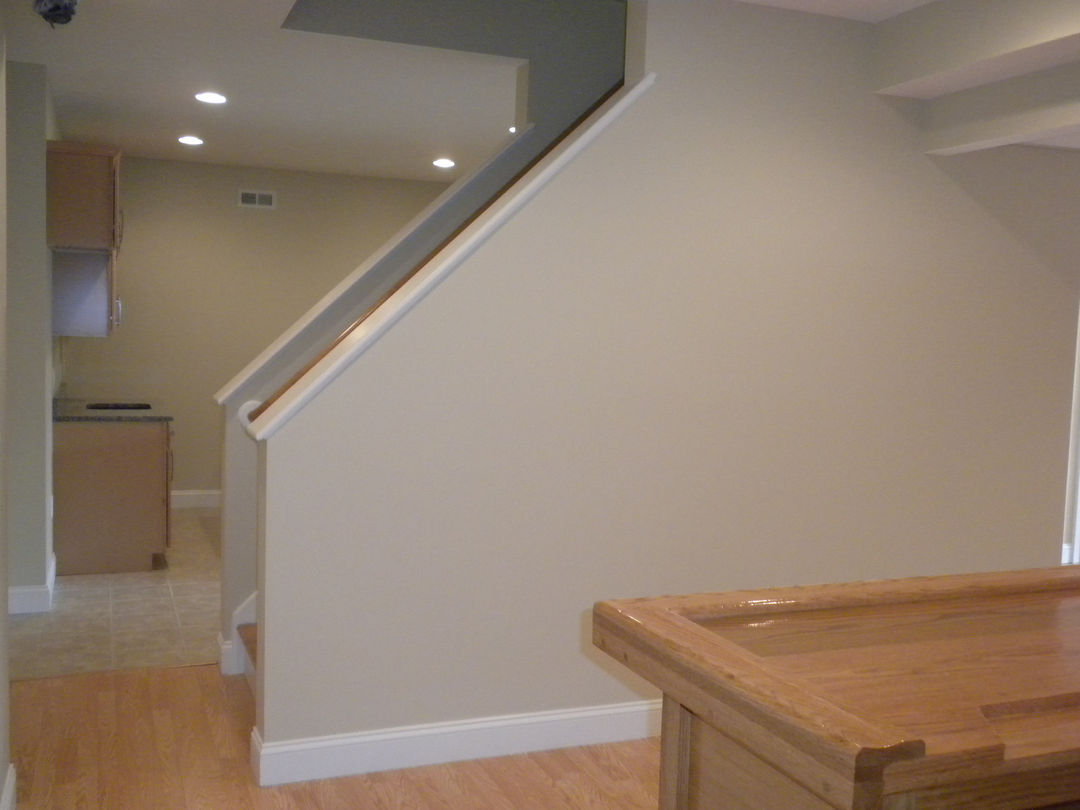 Ana P.. Basement Remodel in Broad Brook, CT