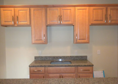 Ana P.. Kitchen Basement Remodel in Broad Brook, CT