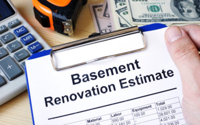 How Much Does a Basement Renovation Cost in Connecticut or Massachusetts?