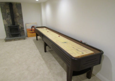Carrie P., Basement Remodel In Higganum, Ct