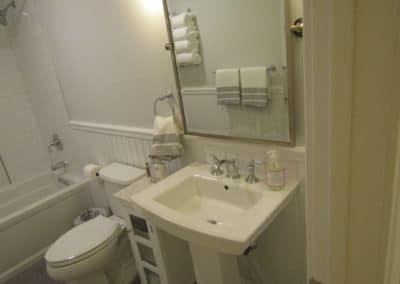 Carrie P., Basement Bathroom Remodel in Higganum, CT