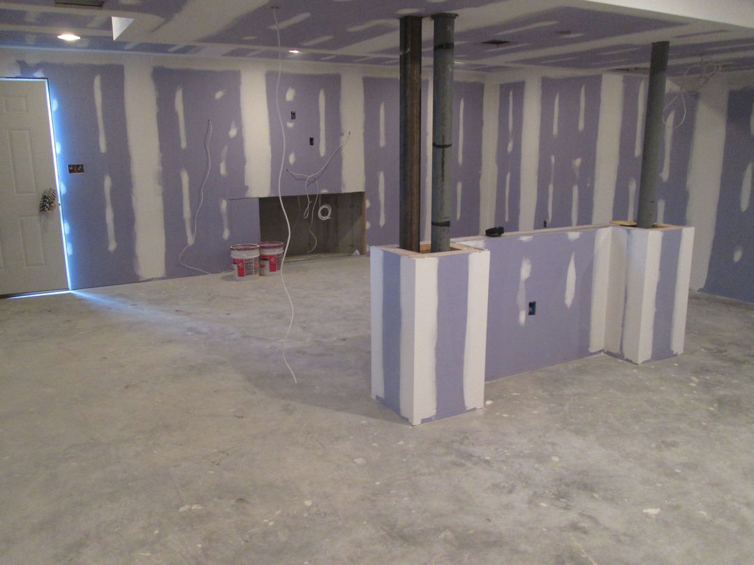 Heather P., Finished Basement In Norwalk, Ct