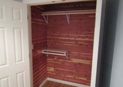 Jim P., Finished Basement Closet In South Windsor, Ct