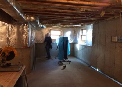 Jim P., Finished Basement In South Windsor, Ct