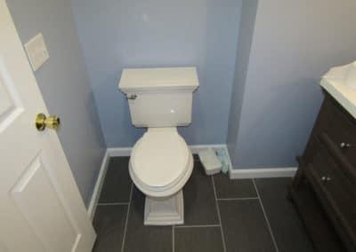 Jim P., Finished Basement Bathroom In South Windsor, Ct