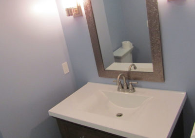 Jim P., Finished Basement Bathroom In South Windsor, Ct
