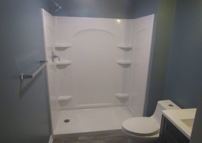 Johanne T., Basement Bathroom Remodel In Shelton, Ct