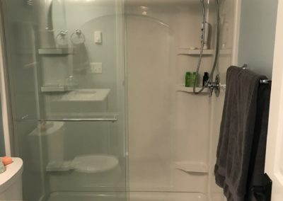 Marc S., Basement Bathroom Renovation In Trumbull, Ct