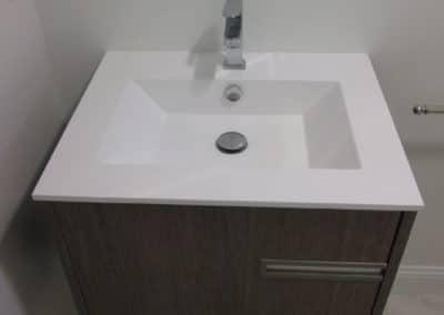 Michelle R., Bathroom Basement Renovation In Plainville, Ct