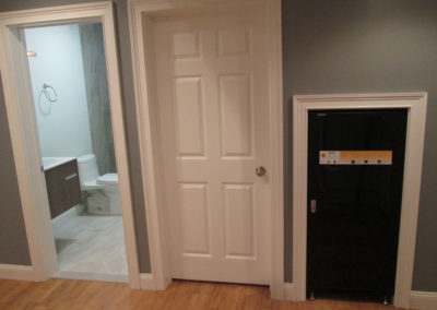 Michelle R., Basement Renovation in Plainville, CT