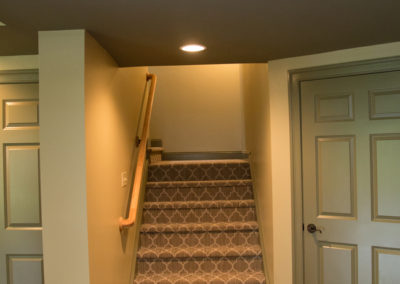 Ted Y., Basement Stairs Remodel In Glastonbury, Ct