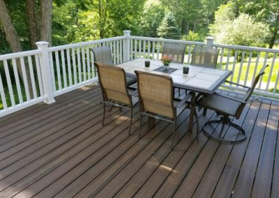 Connecticut Custom Outdoor Decks