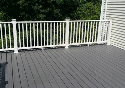 Justin K., Deck Installation in Broad Brook, CT