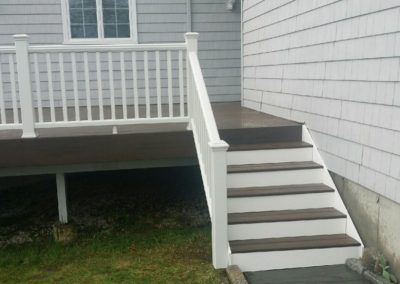 Paul G., Deck Installation In Woodbridge, Ct