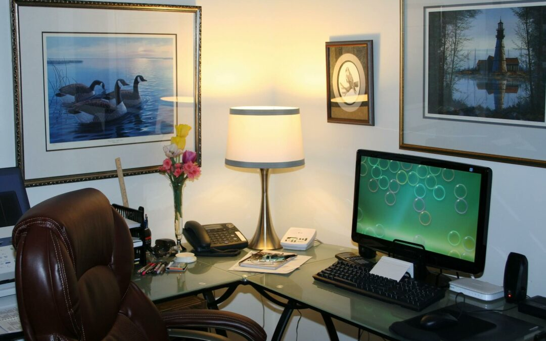 Ideas to Transform Your Basement Into a Home Office